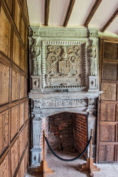 Little Moreton Hall History Amp Photos Historic Cheshire