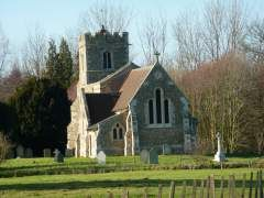 Little Barford, St Denys