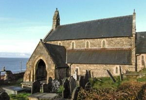 Llanaber Church