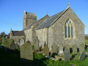 Llanddewi, St David's Church