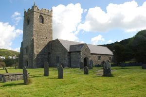 Llanengan, St Engan's Church