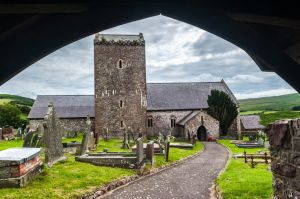 Llangennith, St Ceyndd Church