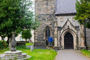 Llangollen, St Collen's Church