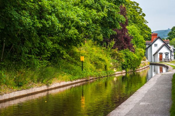 Llangollen photo, The Llangollen Canal