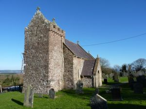 Llanmadoc, St Madoc Church