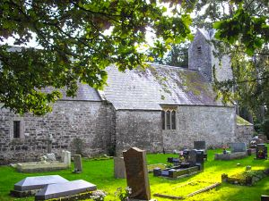 Llansannor, St Senwyr Church