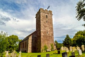 Llanvihangel Crucorney, St Michael and All Angels Church