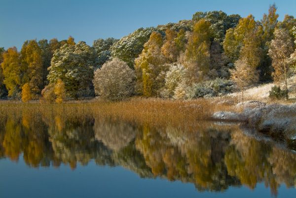 Cairngorms National Park - Photos and Historic Sites photo, Loch Pityoulish