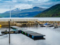 Loch Tay, The Scottish Crannog Centre and Loch Tay