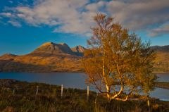 Torridon, Loch Torridon and Beinn Alligin