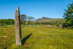Lochbuie Stone Circle, One of the outliers