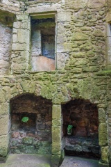 Glasson Tower interior