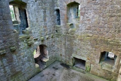 The Tower House interior