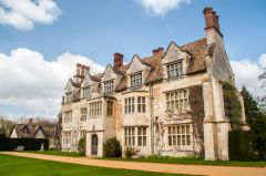 Anglesey Abbey, The Elizabethan exterior of the house