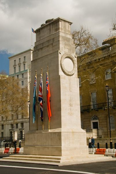 London photo, The Cenotaph