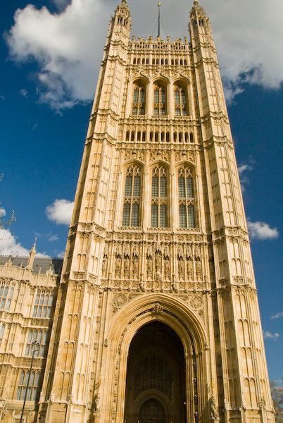 London photo, Victoria Tower, Palace of Westminster