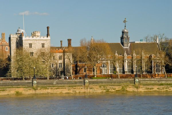 London photo, Lambeth Palace