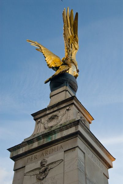 London photo, Royal Air Force Monument