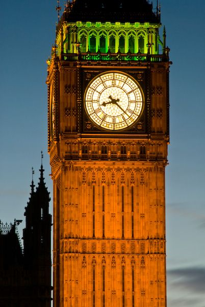 London photo, Big Ben at Night