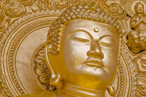 London photo, Buddha, Peace Pagoda