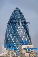 London, The Gherkin (30 St Mary Axe)
