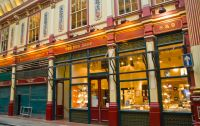 Leadenhall Market shop front