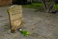 William Blake grave