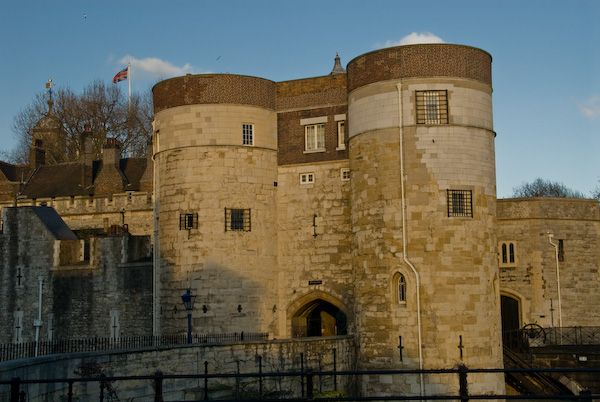 Tower of London photo, Middle Tower