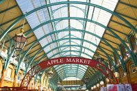 Covent Garden Market interior