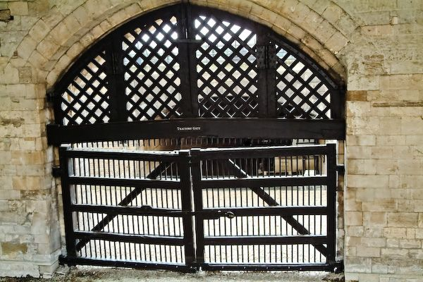 Tower of London photo, Traitors Gate