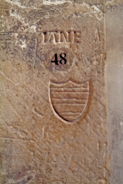Tower of London photo, Lady Jane Grey carving