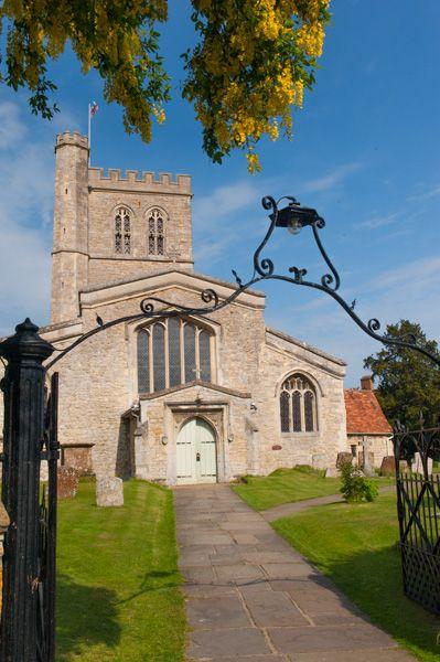 Long Crendon Church Historic Buckinghamshire Guide