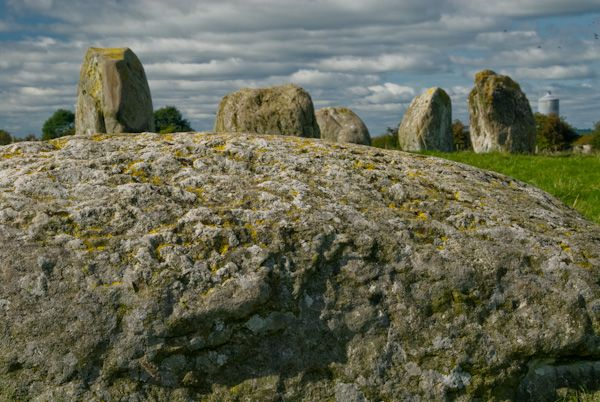 Long Meg and Her Daughters photo, Long Meg's daughters 2