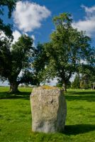 Long Meg and Her Daughters, Standing stone 2