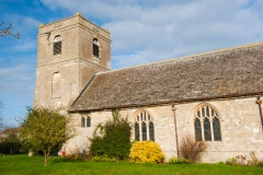 Longcot, Oxfordshire, St Mary's church