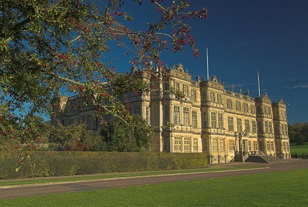 Longleat photo, The south front of the house