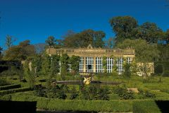The Orangery and Love Maze