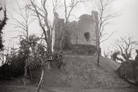 Longtown Castle, The keep