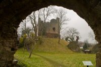 Longtown Castle, Castle keep 2