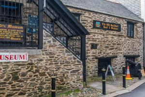 Looe Old Guildhall Museum & Gaol