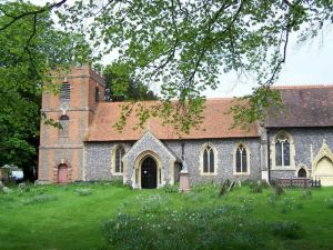 Lower Basildon, St Bartholomew's Church