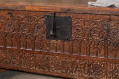 15th century parish chest