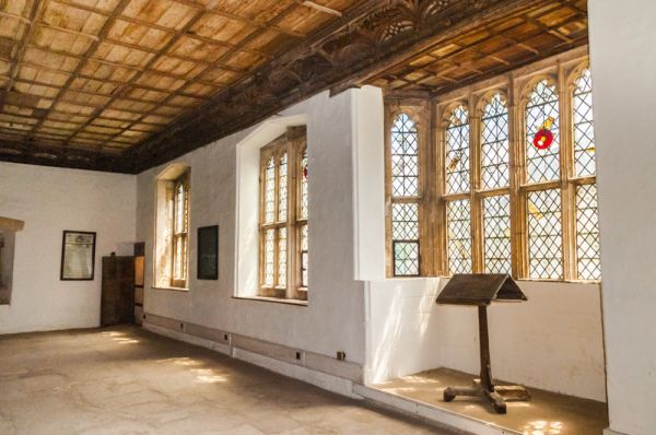 Lyddington Bede House photo, Another view of the Great Chamber