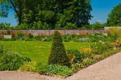 Lydiard House & Park, Walled garden