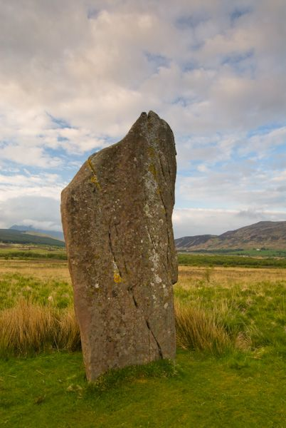 Machrie Moor Stone Circles photo, Circle 2