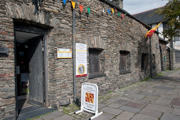 Owain Glyndwr Centre photo, View of the Centre 2
