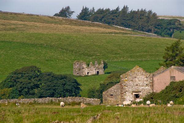 Mallerstang Dale photo, Lammerside Castle