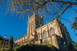Great Malvern Priory Church
