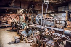 Masson Mills, The Machine Shop