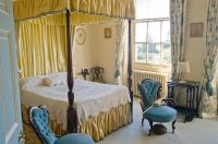 Melford Hall, Four-poster bed